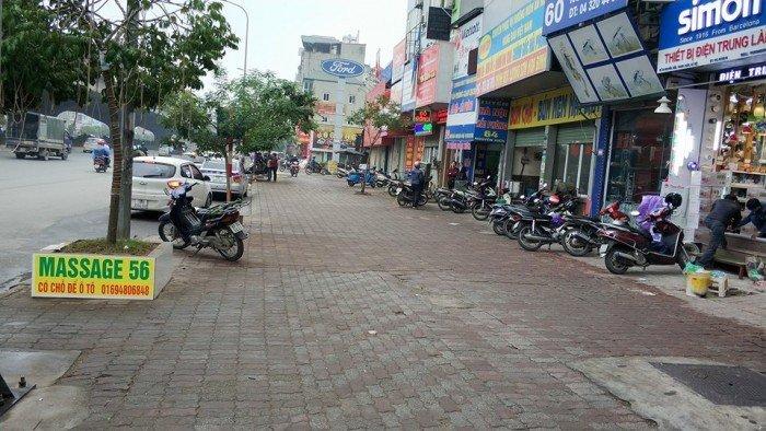 Bán tòa nhà 9 tầng mặt phố Nguyễn Xiển, quận Thanh Xuân 72m