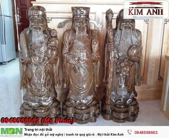 Nhận đục đồ gỗ mỹ nghệ | tranh tứ quý giá rẻ - Nội thất Kim Anh sài gòn8