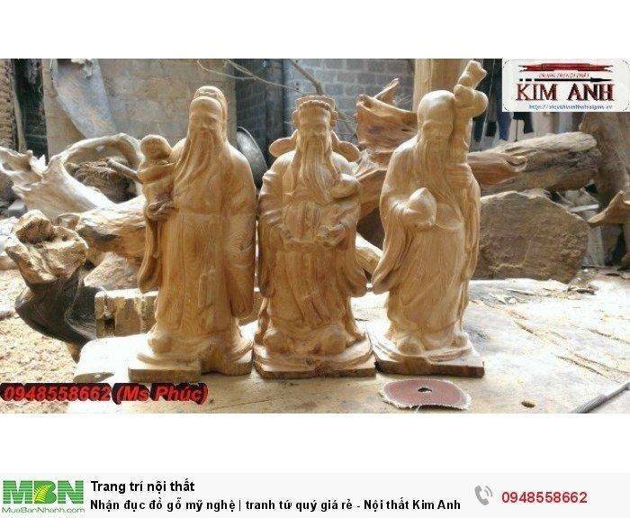 Nhận đục đồ gỗ mỹ nghệ | tranh tứ quý giá rẻ - Nội thất Kim Anh sài gòn7