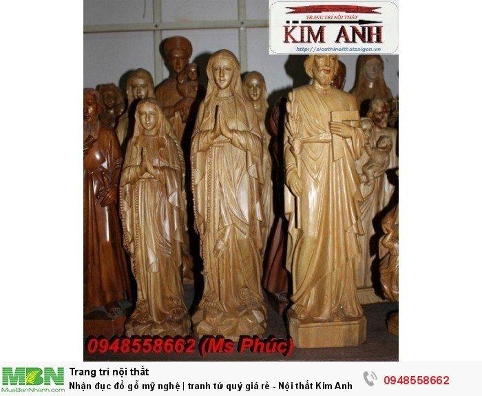 Nhận đục đồ gỗ mỹ nghệ | tranh tứ quý giá rẻ - Nội thất Kim Anh sài gòn10