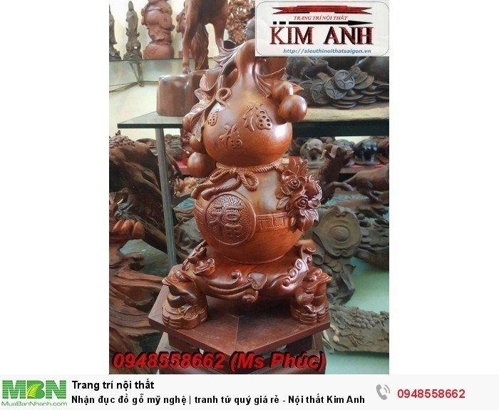 Nhận đục đồ gỗ mỹ nghệ | tranh tứ quý giá rẻ - Nội thất Kim Anh sài gòn15