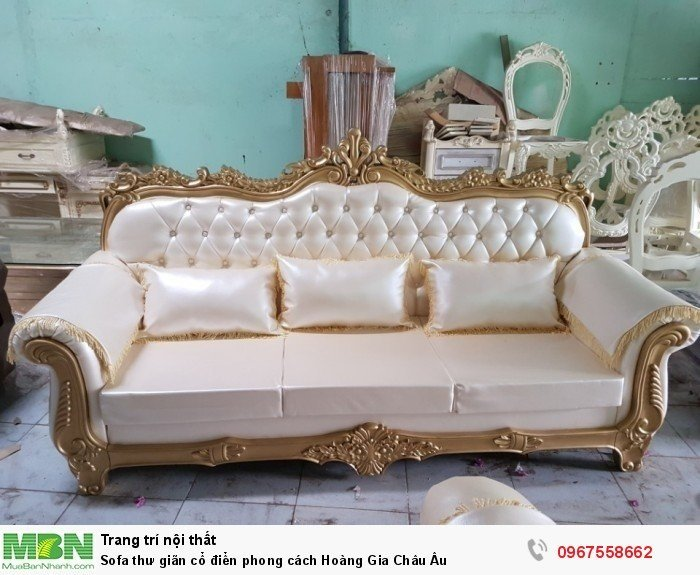 ghế sofa đơn cổ điển16