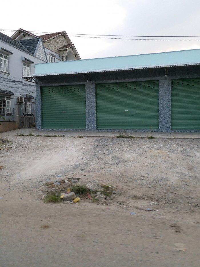 Hót! Nhà Xưởng Mặt Tiền Huỳnh Hữu Trí, 1500m2, Tân Túc, Bình Chánh