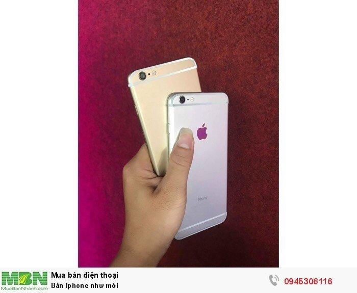 Bán Iphone như mới0