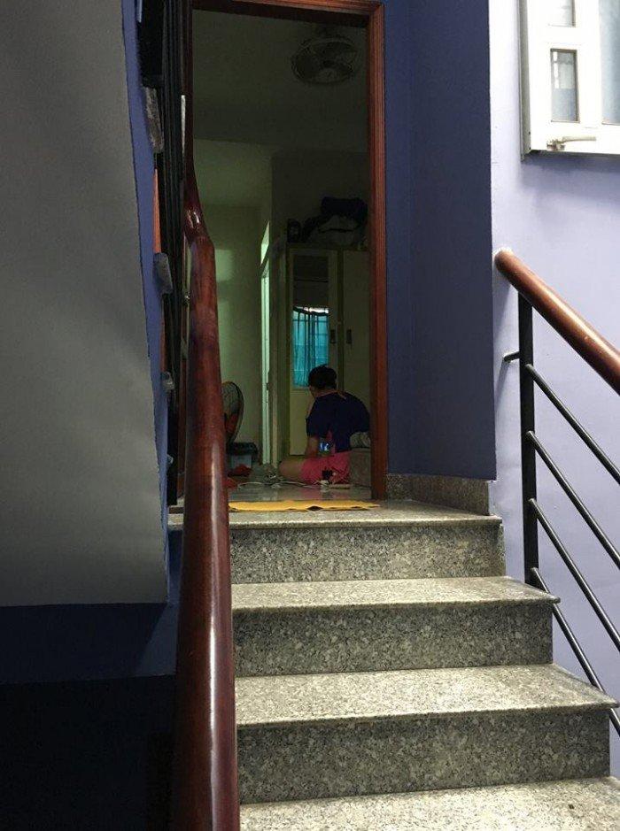 Bán nhà quận 3 Lê Văn Sỹ 43m 6 lầu