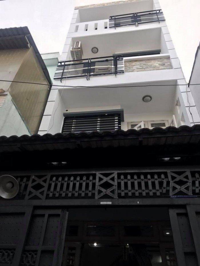 Bán nhà chính chủ đường số 59, phạm văn chiêu, p14, Gò Vấp