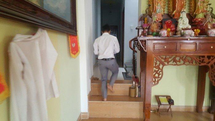 Nhà 1 trệt 2 lầu dt 134m2 P. Quanh Vinh ngay đường Phan Chu Trinh