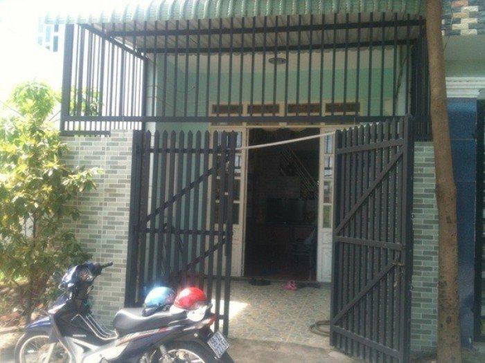 Bán nhà HXH đường liên ấp 2-3-4 Vĩnh Lộc A Bình Chánh