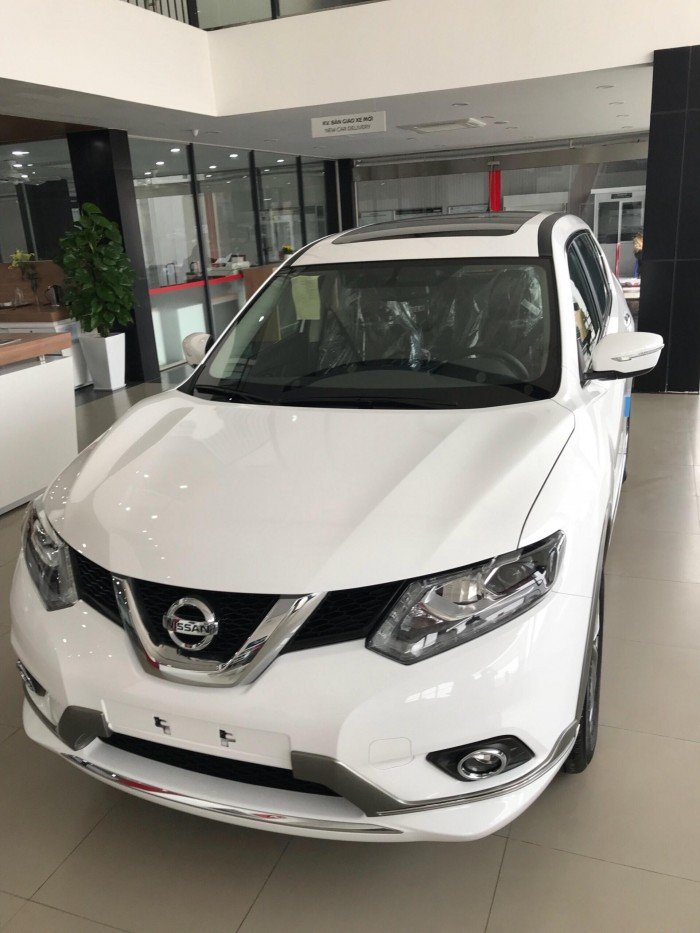 Nissan X-trail SL giá tốt 4