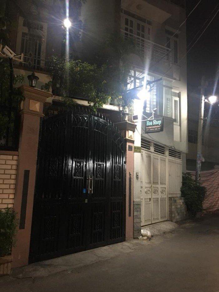 Bán nhà MT Nguyễn Oanh, Kinh doanh, 80m2