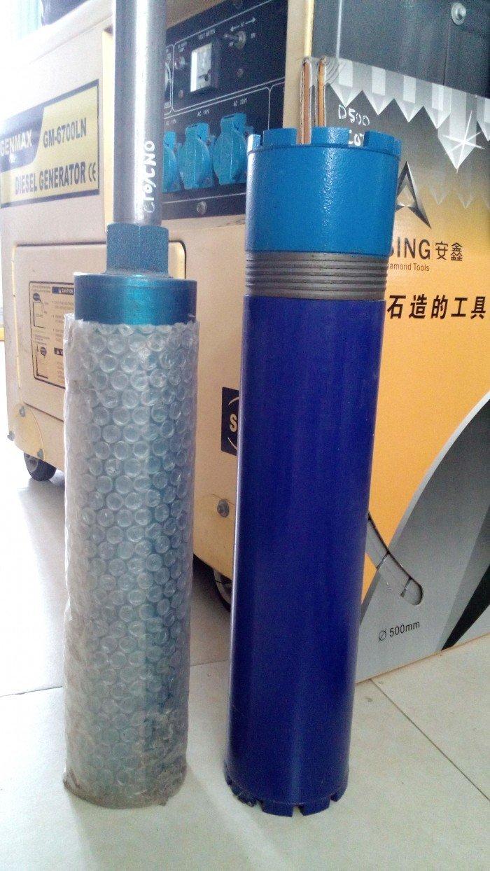Mũi khoan rút lõi bê tông từ 16mm đến 350mm2
