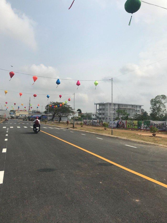 Cát Tường Group mở bán Kiến Tường Central Mall MT Lê Duẩn thị xã Kiến Tường