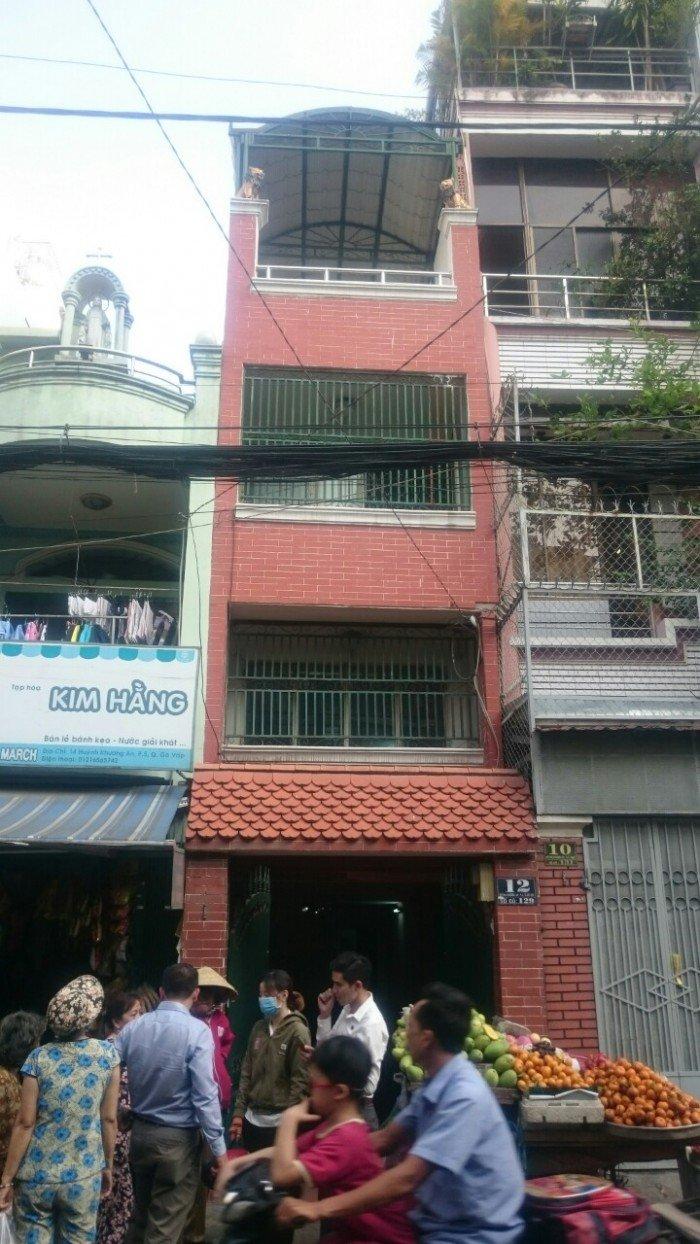 Cần tiền bán căn mặt tiền đường Huỳnh Khương An, Quận Gò Vấp