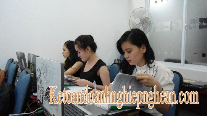 Dịch vụ kế toán giá rẻ tại Nghệ An