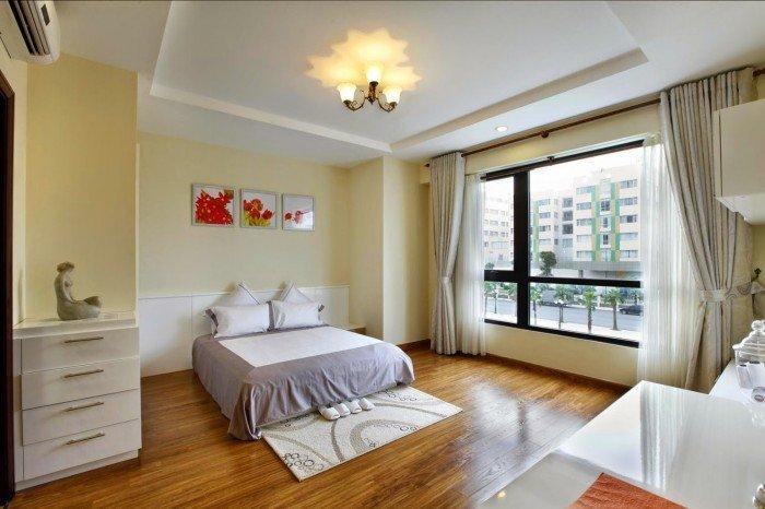 Cần cho thuê căn hộ An Phú Quận 6, DT 60m2, 1PN, 1WC, Block A
