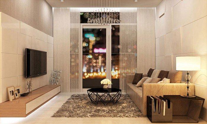 Cần cho thuê căn hộ Him Lam 6A Huyện Bình Chánh, DT 70m2, 2PN, 1WC