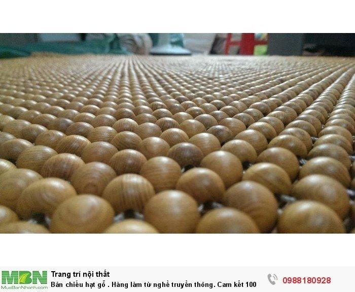 chiếu hạt gỗ pơ mu hạt nhỏ1