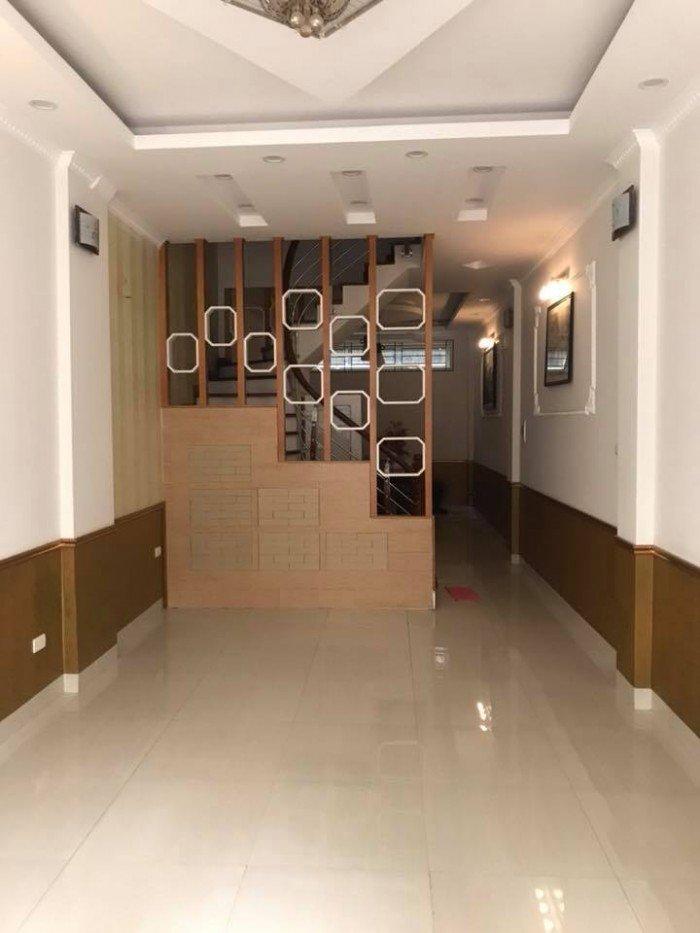 Bán nhà phố Định Công Dt 51m2 sổ đỏ vuông vắn,nhà thông thoáng