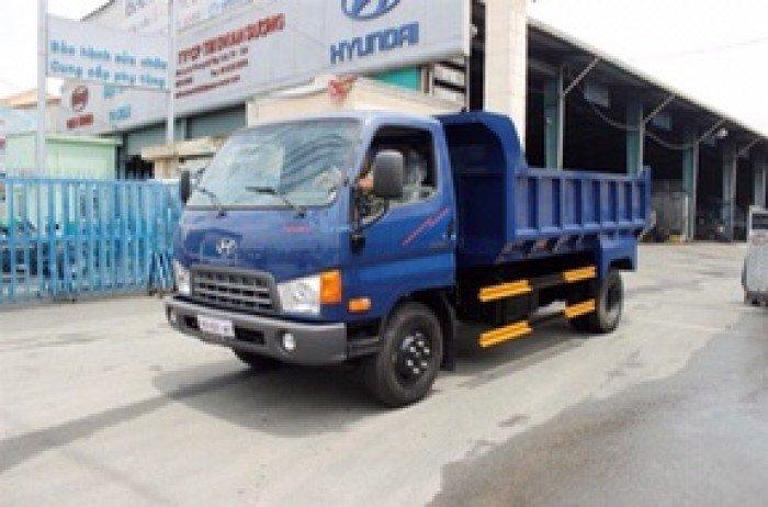 Thông Số Xe Ben Hyundai Hd700 7 TẤN – 5.3 Khối