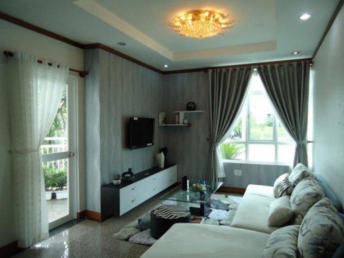 Cần cho thuê  gấp căn hộ Him Lam Nam Khánh Quận 8, Dt : 88m2, 2PN, 2WC