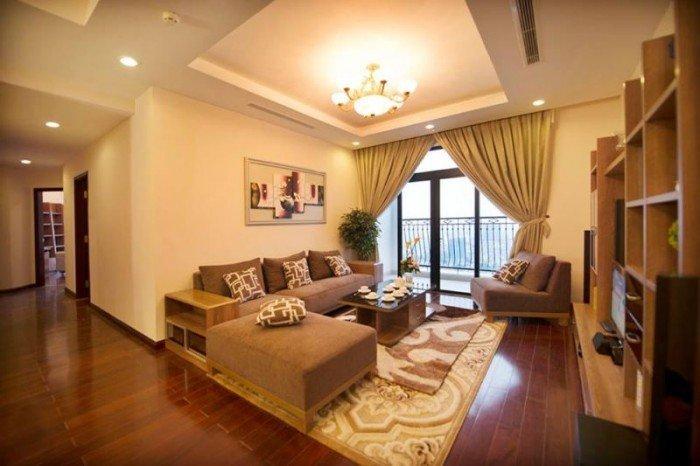 Cần cho thuê gấp căn hộ  Giai Việt Quận 8, Dt : 115 m2, 2PN, 2wc