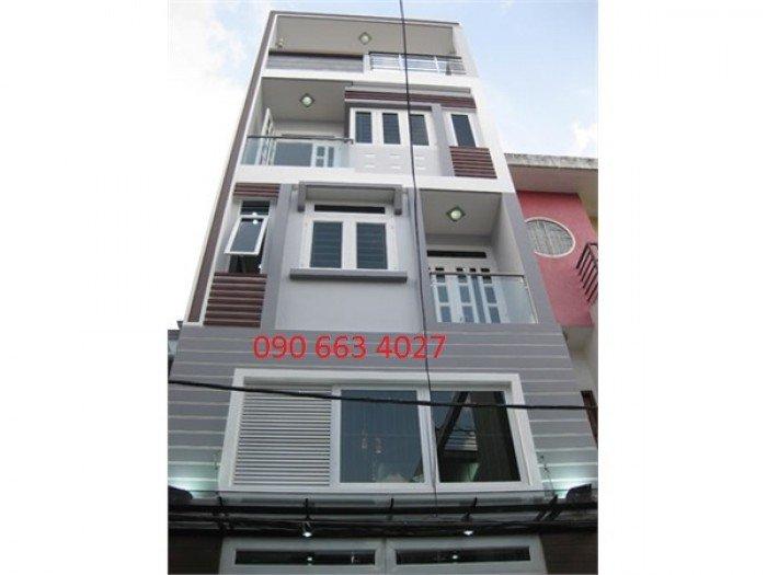 Bán nhà đẹp Trần Đình Xu, 4.5x16m, Quận 1.