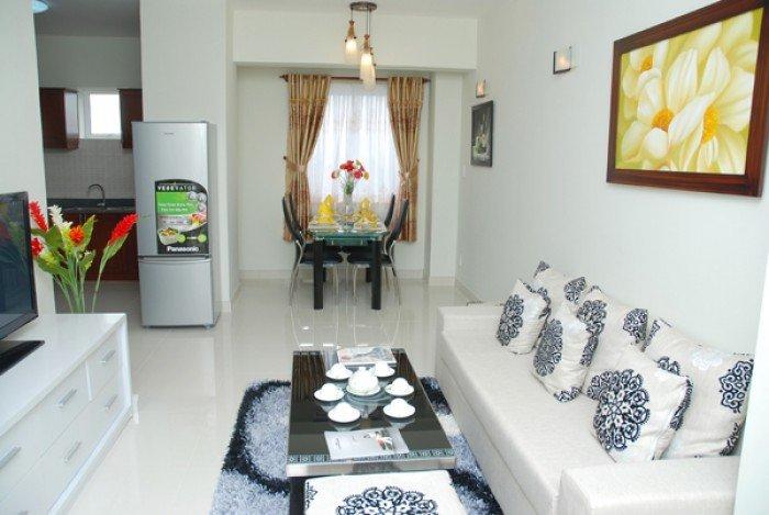 Cần cho thuê gấp căn hộ Phú Thạnh Q.Tân Phú, Dt : 110 m2, 3pn,
