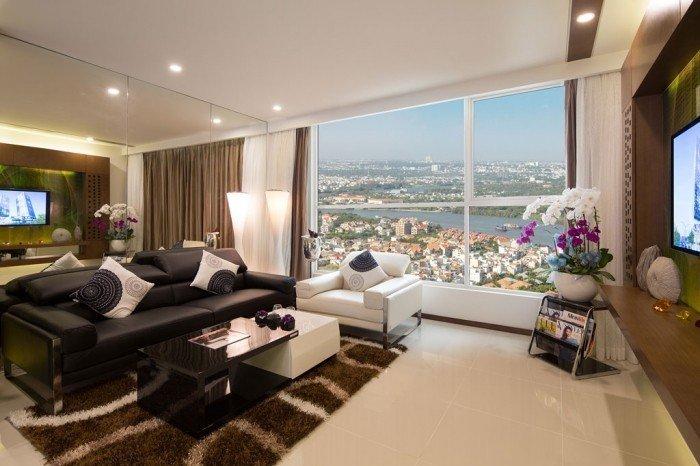 Cần cho thuê căn hộ Carilon 1 . Q Tân Bình . DT : 85 m2