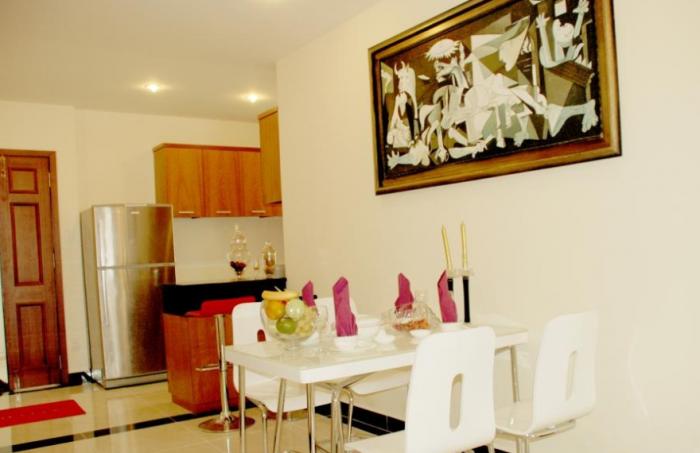 Cần Cho thuê căn hộ Hoàng Tháp  Plaza H:Bình Chánh Dt : 98 m2 3PN