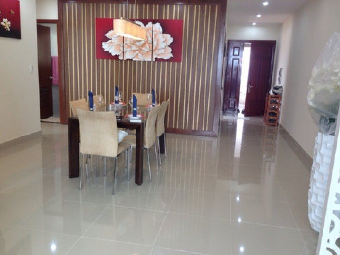 Cần cho thuê gấp căn hộ Ngọc Phương Nam Quận 8, Dt : 120m2, 3PN