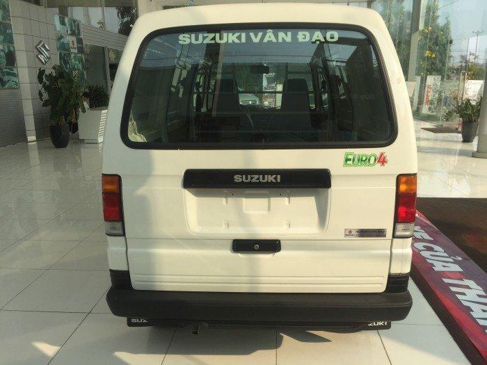Bán xe tải Suzuki Blind Van 2018 giá ưu đãi .
