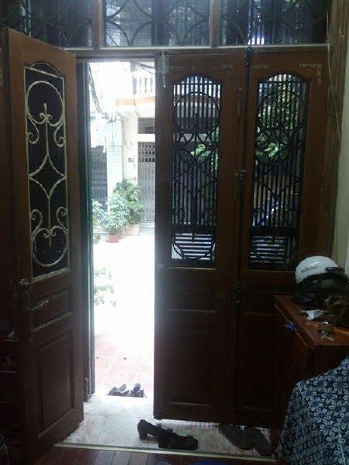 Bán nhà đường Tây Sơn 32m2 4 tầng ô tô đỗ cửa