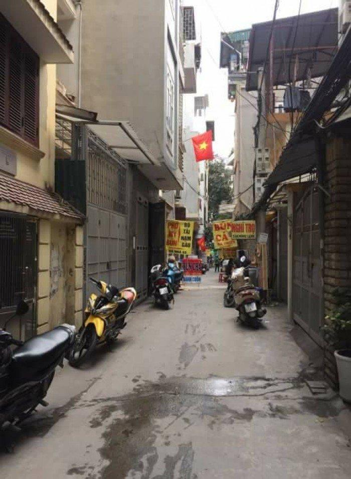 Bán nhà Phố Yên Lãng, quận Đống Đa, 59m, 5T, oto, kinh doanh