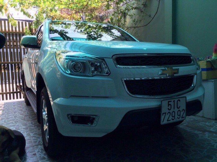 Cho thuê tự lái chiếc Chevrolet Corolado 2016 và Honda Civic 2015