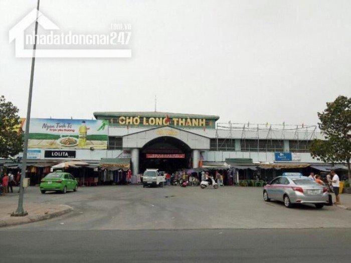 Bán đất nền trung tâm chợ mới Long Thanh