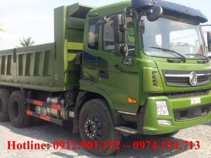Bán xe tải ben Dongfeng Trường Giang 8.5 tấn/8T5 - Hỗ trợ trả góp giá tốt