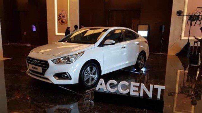 Hyundai Accent sản xuất năm 2018 Động cơ Xăng