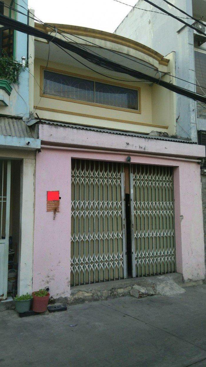 Bán nhà đường đường lê trúc hoạch q tân phú dt70m2 shr