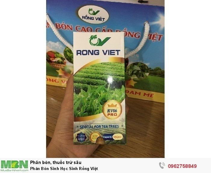 Phân Bón Sinh Học Sinh Rồng Việt3