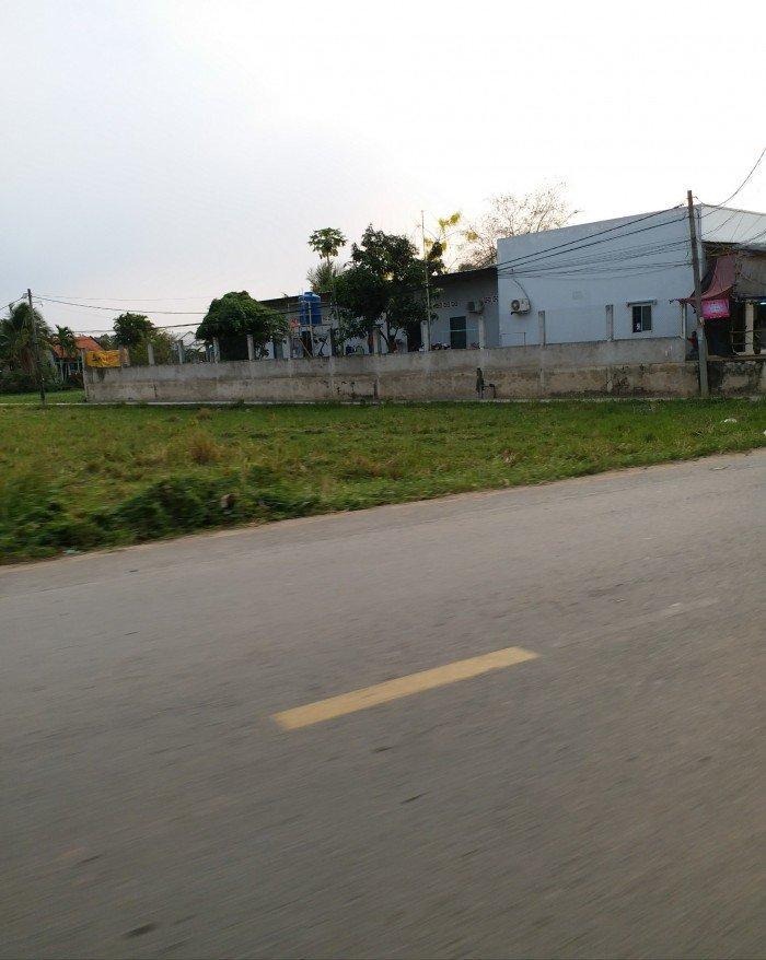Bán 500m2 đất full thổ cư mặt tiền Phong Phú, Bình Chánh