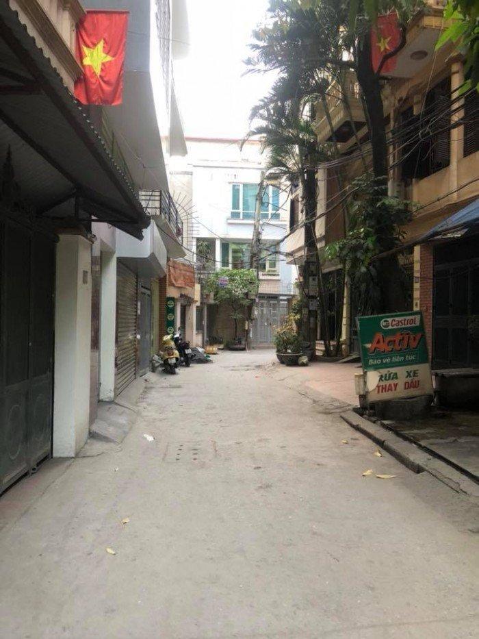 Bán nhà phố Phạm Ngọc Thạch 68m2×4 tầng, MT 5m. Phân lô.