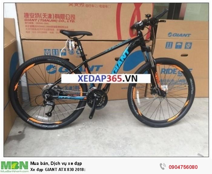 Xe đạp GIANT ATX 830 2018: 0