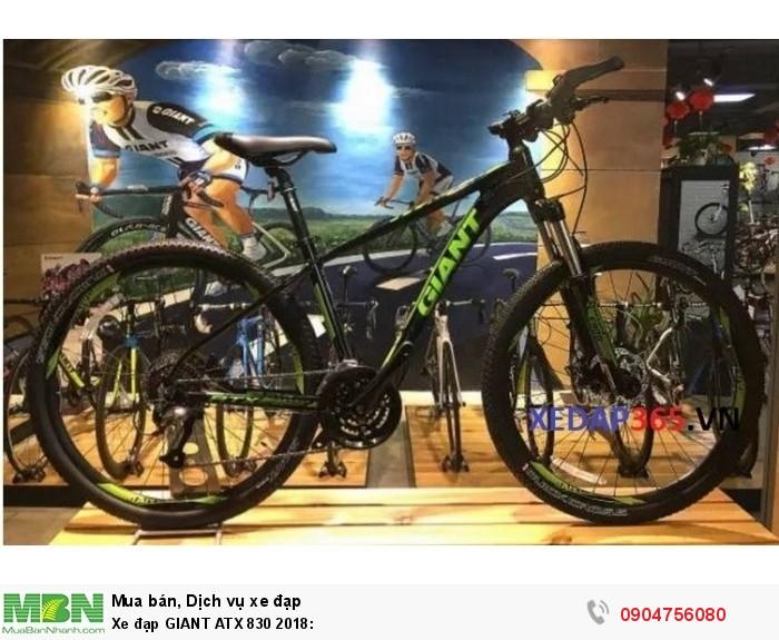 Xe đạp GIANT ATX 830 2018: 1