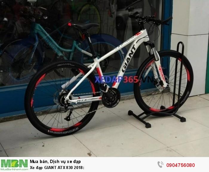 Xe đạp GIANT ATX 830 2018: 2