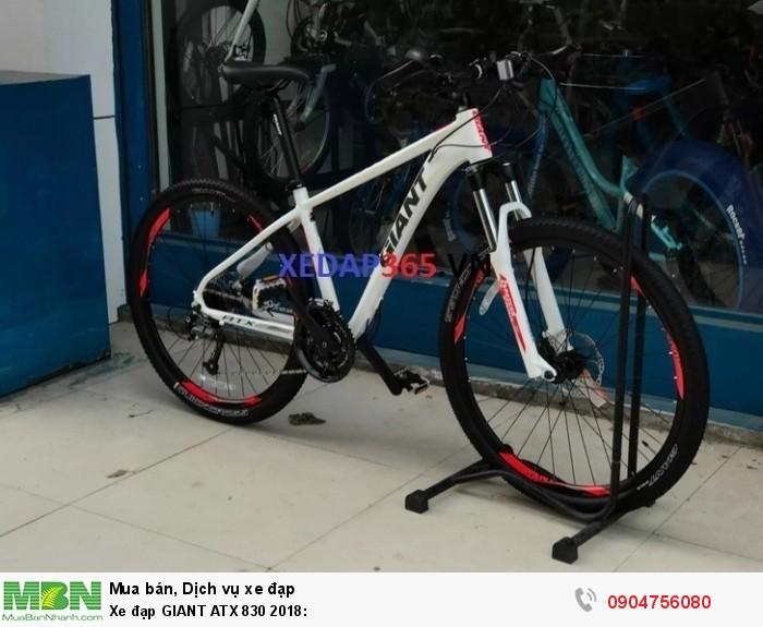 Xe đạp GIANT ATX 830 2018: