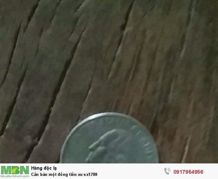 Cần bán một đồng tiền xu sx17882