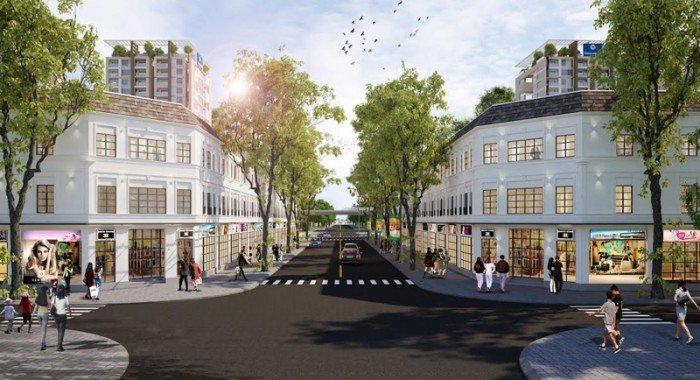 Nhà phố Thăng Long