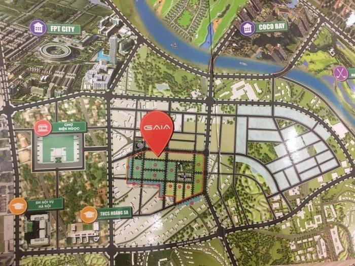 Tái đầu tư khu đô thị Gaia City đường 27m giá dành cho người đầu tư