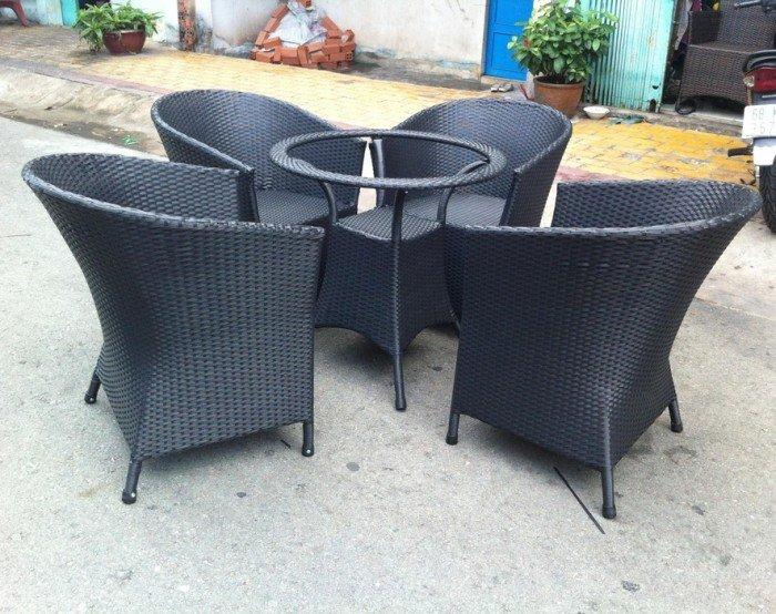 bàn ghế cafe cao cấp9