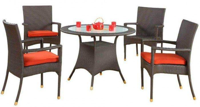 bàn ghế cafe cao cấp7